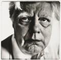 Sir Michael Anthony Eardley Dummett, by Steve Pyke - NPG P467