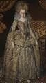 Princess Elizabeth, Queen of Bohemia and Electress Palatine, by Robert Peake the Elder - NPG 6113