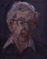 Eric John Ernest Hobsbawm, by Georg Eisler - NPG 6111