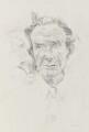 Sir Ewart Ray Herbert Jones, by Humphrey Ocean (Humphrey Anthony Erdeswick Butler-Bowdon) - NPG 6131