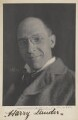 Sir Harry Lauder, by Cavendish Morton - NPG P496