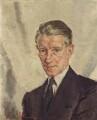 Frederick Lonsdale, by Simon Elwes - NPG 6089