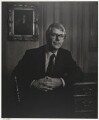 John Major, by Yousuf Karsh - NPG P505a