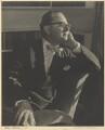 Roger Manvell, by Gilbert Adams - NPG P463