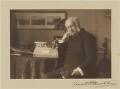 Sir Clements Robert Markham, by Elliott & Fry - NPG P491