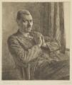 Enoch Powell, by Hubert Andrew Freeth - NPG 6130