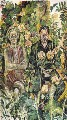 Elspet Gray; Brian Rix, by John Randall Bratby - NPG 6159