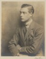Prince Edward, Duke of Windsor (King Edward VIII), by Hugh Cecil (Hugh Cecil Saunders) - NPG P503