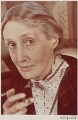 Virginia Woolf, by Gisèle Freund - NPG P440