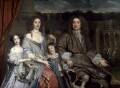 The Family of Sir Robert Vyner, by John Michael Wright - NPG 5568