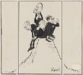 Harold Macmillan; Richard Austen Butler; John Selwyn Brooke Lloyd; Ernest Marples, by William Papas ('Papas') - NPG 5356
