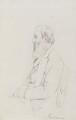 Unknown man, by Frederick Sargent - NPG 5682