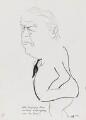 Kingsley Amis, by Mark Boxer - NPG 5920(1)