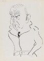 Graham Greene, by Mark Boxer - NPG 5920(11)