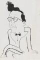 Bernard Levin, by Mark Boxer - NPG 5920(16)