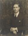 King George VI, by Bertram Park - NPG P140(5)