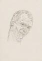 Sir Richard George Rogers, Baron Rogers of Riverside, by Sir Eduardo Luigi Paolozzi - NPG 6022(4)