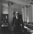 James Callaghan, by Arnold Newman - NPG P150(10)
