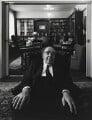 Arnold Abraham Goodman, Baron Goodman, by Arnold Newman - NPG P150(16)