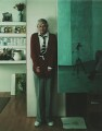 David Hockney, by Arnold Newman - NPG P150(21)