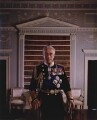 Louis Mountbatten, Earl Mountbatten of Burma, by Arnold Newman - NPG P150(26)