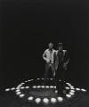 Tim Rice; Andrew Lloyd Webber, Baron Lloyd Webber, by Arnold Newman - NPG P150(40)