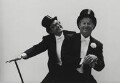 Eric Morecambe; Ernie Wise, by Arnold Newman - NPG P150(42)