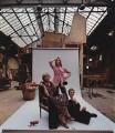 Actresses (Susannah York; Susan Hampshire; Judi Dench), by Arnold Newman - NPG P150(44)