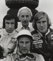 Grand Prix drivers, by Arnold Newman - NPG P150(50)