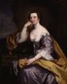 Lady Charlotte Finch (née Fermor), by John Robinson - NPG 6205