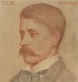 Frederick Cayley Robinson, by Frederick Cayley Robinson - NPG 6204