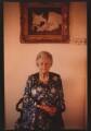 Clementine Ogilvy Spencer-Churchill (née Hozier), Baroness Spencer-Churchill, by Eve Arnold - NPG P523