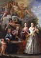 The Talman Family Group, by Giuseppe Grisoni - NPG 5781