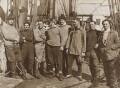 Officers of the 'Terra Nova', by Herbert George Ponting - NPG P313