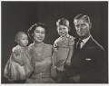 The Royal Family, by Yousuf Karsh - NPG P347