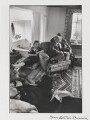 The Bevans (Aneurin Bevan; Jennie Lee; Karol Keres; Pietro Nenni), by Henri Cartier-Bresson - NPG P431