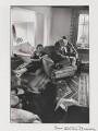 The Bevans (Aneurin Bevan; Jennie Lee; Karol Keres; Pietro Nenni), by Henri Cartier-Bresson - NPG P431