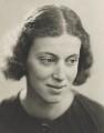 Dorothy Hodgkin, by Ramsey & Muspratt - NPG P363(13)