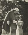 Virginia Woolf; Angelica Vanessa Garnett (née Bell), by Ramsey & Muspratt - NPG P363(21)