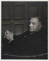 Albert Victor Alexander, Earl Alexander of Hillsborough, by Yousuf Karsh - NPG P490(4)