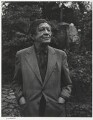 W.H. Auden, by Yousuf Karsh - NPG P490(7)