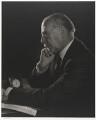 Sir Thomas Beecham, 2nd Bt, by Yousuf Karsh - NPG P490(11)
