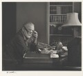Randolph Frederick Edward Spencer Churchill, by Yousuf Karsh - NPG P490(15)