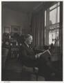 Kenneth Clark, Baron Clark, by Yousuf Karsh - NPG P490(19)