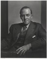 Sir Stafford Cripps, by Yousuf Karsh - NPG P490(21)
