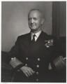Andrew Browne Cunningham, Viscount Cunningham, by Yousuf Karsh - NPG P490(22)