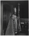 Geoffrey Francis Fisher, Baron Fisher of Lambeth, by Yousuf Karsh - NPG P490(30)