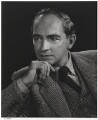 Christopher Fry, by Yousuf Karsh - NPG P490(33)