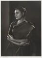 Indira Gandhi, by Yousuf Karsh - NPG P490(34)