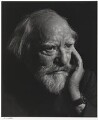 Augustus John, by Yousuf Karsh - NPG P490(43)